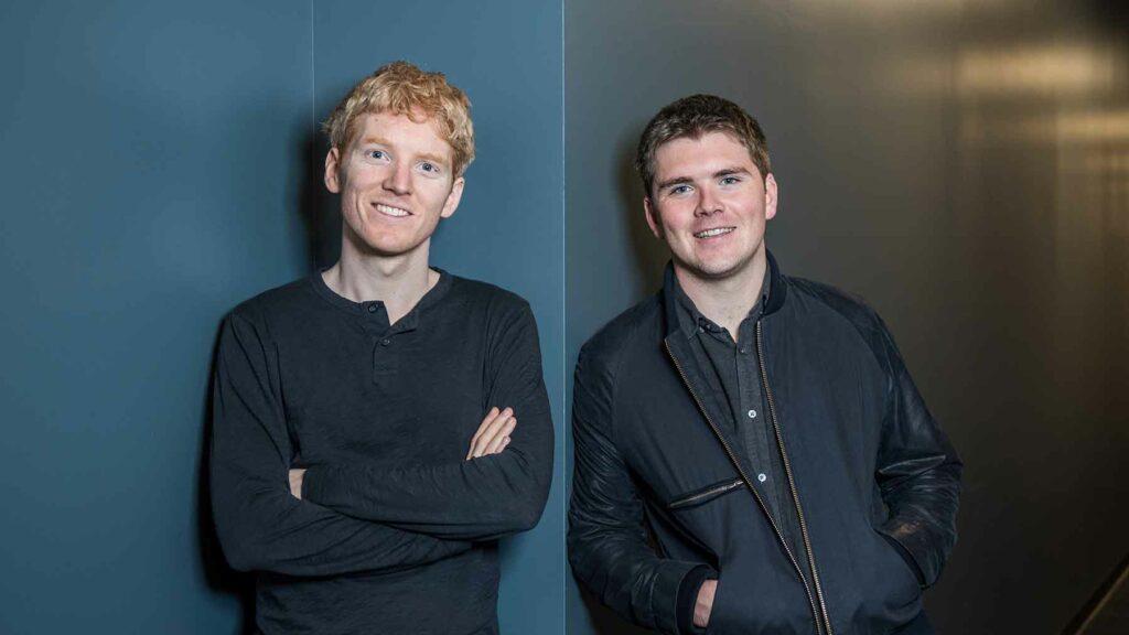Co-Founder Stripe – Patrick Collison dan John Collison