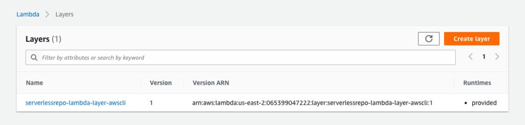 Lambda Layer untuk API SMS Gateway dengan Bash