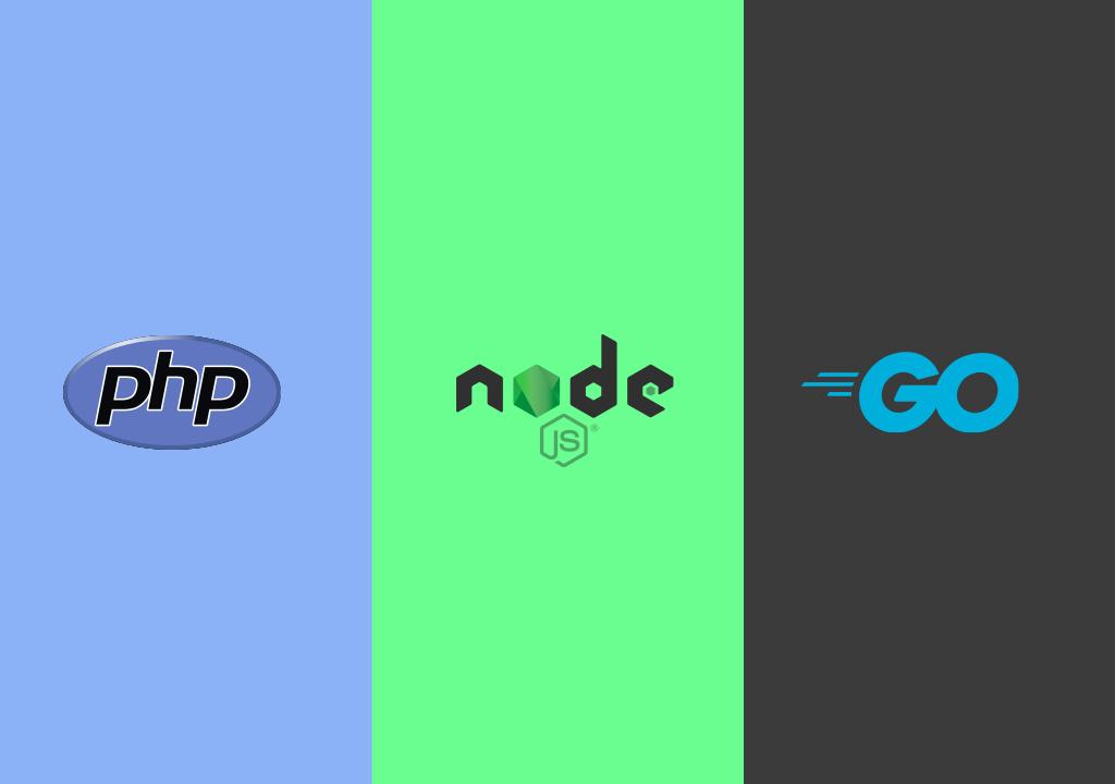 Benchmark PHP Swoole vs NodeJS vs Go