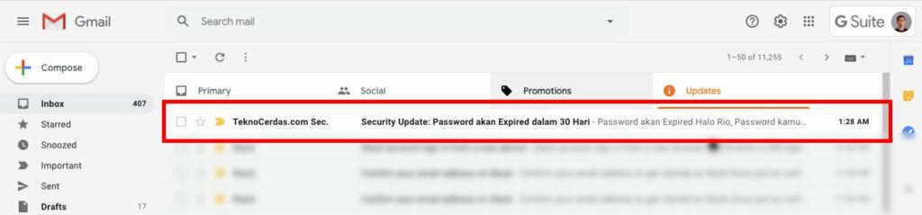 Email Penipuan: Curigai Email yang Masuk