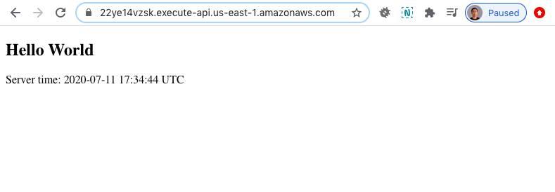 Hosting PHP Website di AWS Lambda