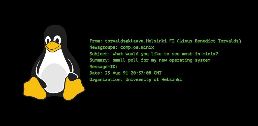 Email Linus Torvalds yang Bersejarah