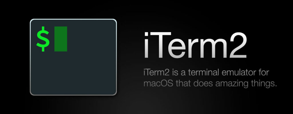 Monokai Theme pada iTerm2