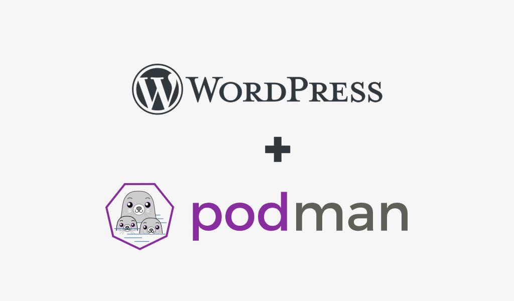 Menjalankan WordPress pada Podman