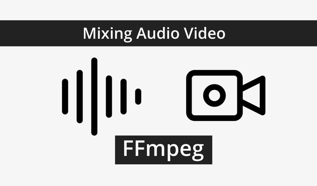 Tutorial FFmpeg menambahkan audio pada video