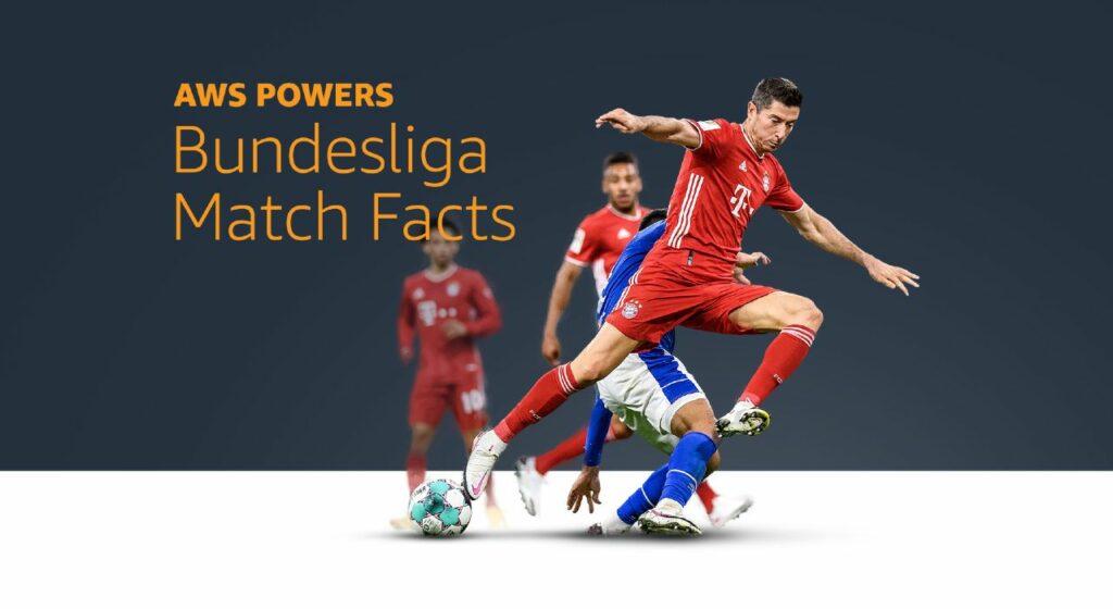 AWS Bundesliga Match Facts