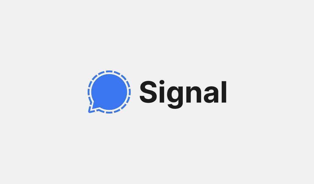 Aplikasi Signal Sudah Kembali Normal