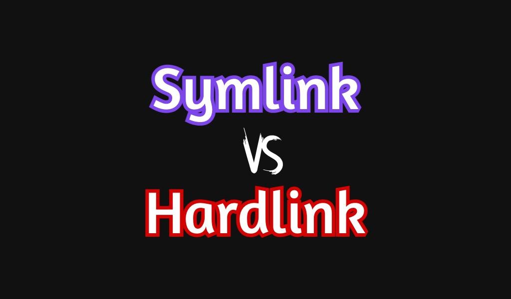 Perbedaan Symlink dan Hardlink