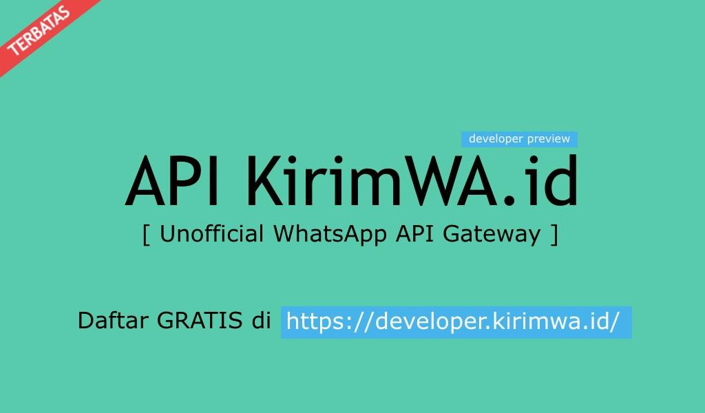 Unofficial WhatsApp API Gateway